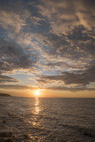 sunset over the sea - 212806232