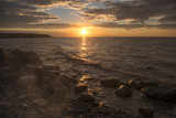 sunset over the sea - 212807481