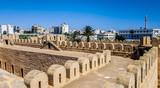 Ribat fortress in Sousse, Tunisia. - 212810220