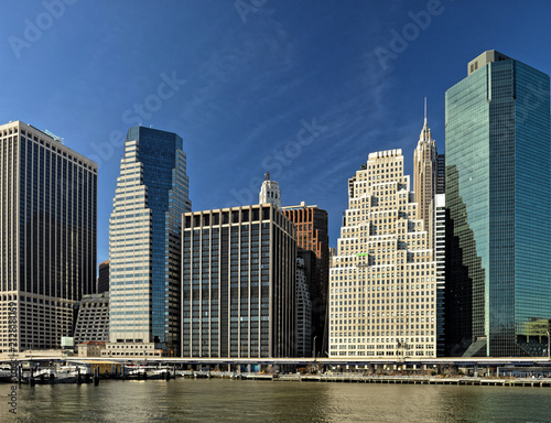 Foto Murales Lower Manhattan.