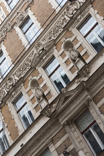Foto Murales Old building