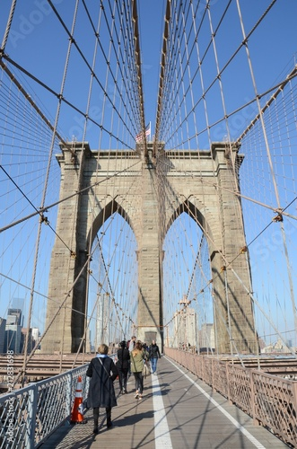Plexiglas Brooklyn Bridge Brooklyn Bridge