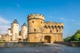 View at the German Gate bridge in Metz - France - 212859441