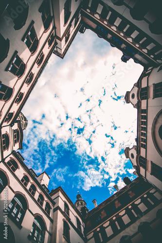Foto Murales sky
