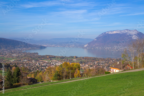 Wall mural Paysage d'automne