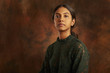 portrait of Sri Lankan woman