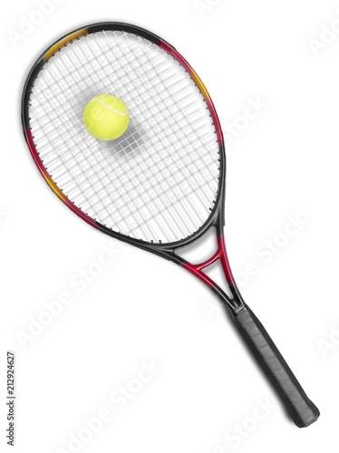 Aluminium Tennis Tennis Racket and Ball