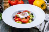 Greek salad with feta - 212935000