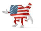 USA character - 212938430