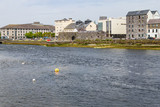 Buildings in Corrib river - 212969860