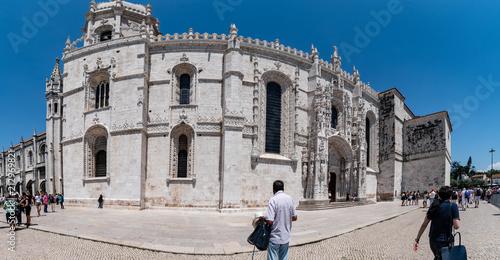 Lisbon, Portugal, Jeronimos Monastery