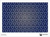 Eastern Blue pattern 1