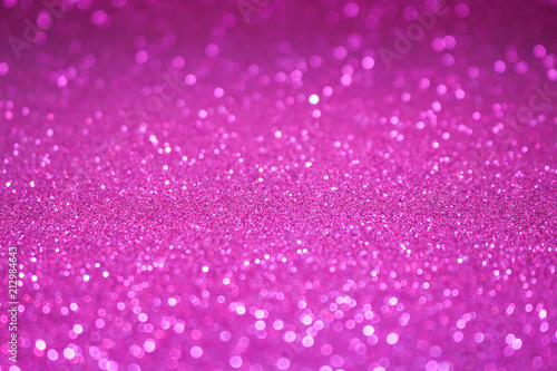 Silver background Abstract Bokeh Christmas. - 212984643