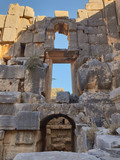 Ancient Ruins in the Forest Antalya Turkey - 212984874