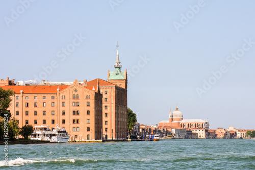 Famous Venice Italian City - 212991254