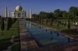 Leinwanddruck Bild - The Taj Mahal