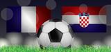 Fußball 2018 - Finale (Frankreich vs Kroatien) - 213009055