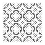 Texture geometrica quadrato linea vettoriale griglia design senza cucitura