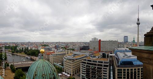 Obraz na płótnie Berlin panorama