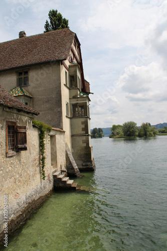 Das Kloster St.Georgen am Rhein - 213024808