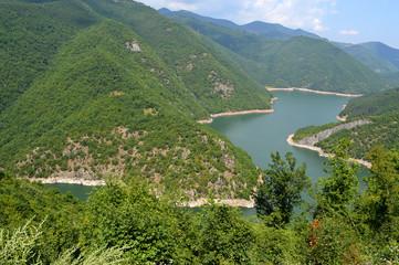 Vacha Reservoir, Devin Municipality, south Bulgaria © Svetoslav Atanasov