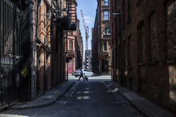 Manchester Streets