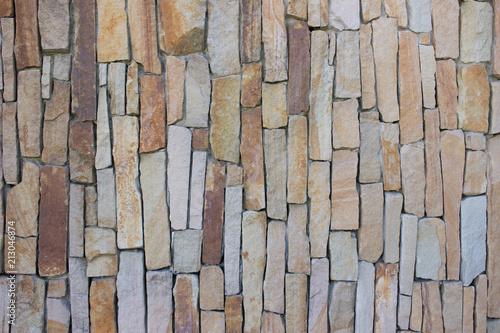 Fototapeta Modern brick wall Background
