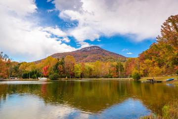 Yonah Mountain, Georgia, USA