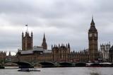 Fototapeta London - Big Ben © Anna