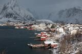 Norwegian village - 213061661