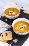 carrot soup - 213065057