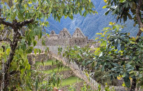 Sticker Machu Picchu, Peru