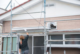 外壁塗装工事 - 213066055