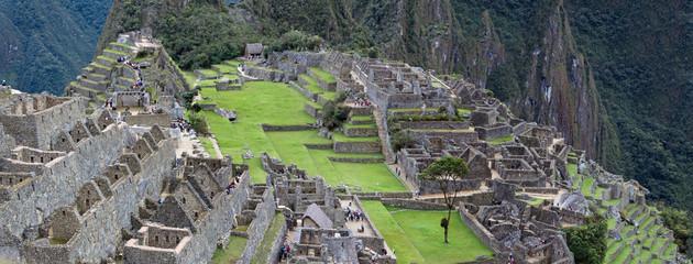 Machu Picchu, Peru © Edward