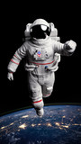 Astronaut in Outer Space - 213067857