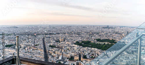 Paris from above - 213070837