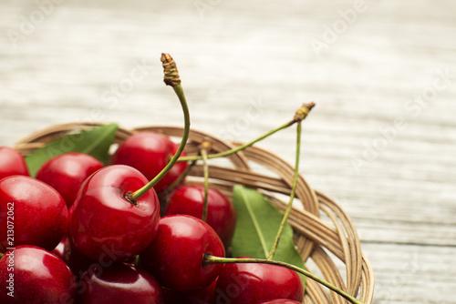 Fotobehang Kersen Cherry