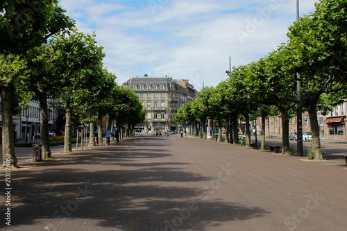 Foto Murales Strassburger Platz
