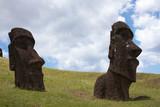 Moai Rapa Nui Isla de Pascua - 213084459