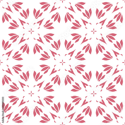 pattern with arabesques