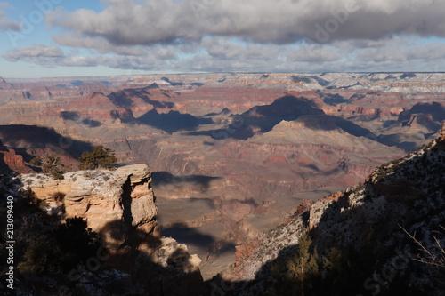 Aluminium Cappuccino Scenics of Grand Canyon National Park