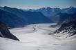 The glacier's way