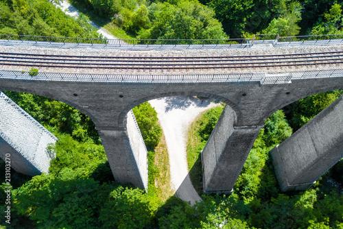 Aluminium Bruggen Viaduct