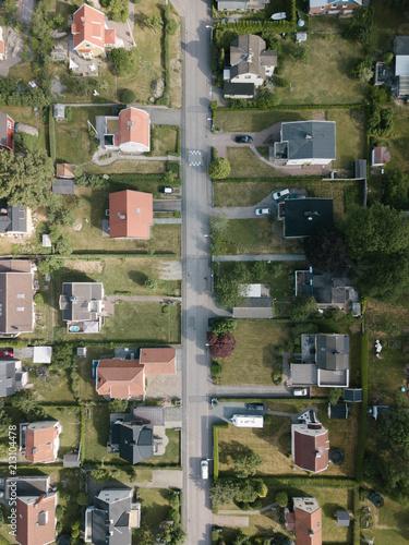 Obraz na płótnie suburbs