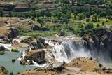 Shoshone Falls on the Snake River near Twin Falls, Idaho, USA