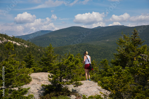 Dickey Welch hike New Hampshire