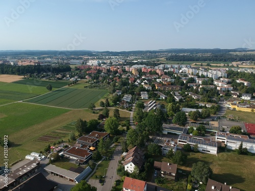 The city near Greifensee - 213134072