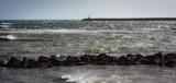 Mazara, Küstenort im Süden von Sizilien im Sommer - 213134806