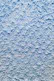 crépi de façade couleur bleue - 213165415