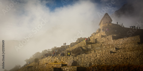 Wall mural Peru Machu Pichu